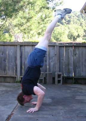 handstand push up